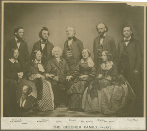 3340 i522 beecher family in 1859